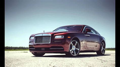 rolls royce sport car rolls royce wraith the best sports cars youtube