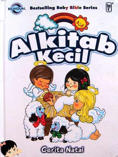 Baby Bible Stories Alkitab Kecil bukugaby buku anak import toko mainan anak