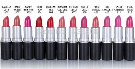 lipstick colors for 2015 2015 new hot makeup lustre lipstick 3g english color name