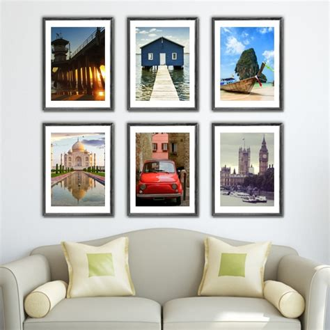travel wall ideas fascinatingly enchanting gallery wall ideas for your home