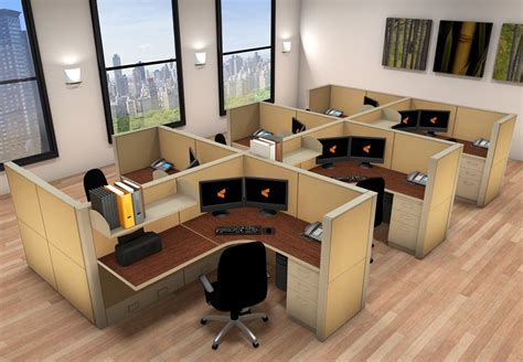 Small Cabin Layouts office work stations 5x6 cubicle workstations cubicle