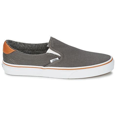 cheap vans slip on 59 trainers pewter tweed vans shoes