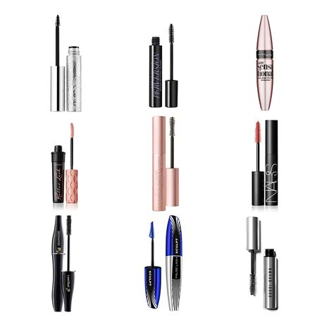 best mascara best mascara for volume and length best waterproof