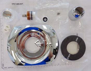 tpc 1495kit american standard single control knob