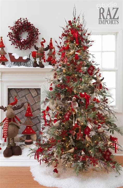 Decorating Ideas For Trees 15 Creative Beautiful Tree Decorating Ideas