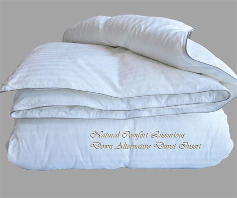 natural comfort down alternative comforter natural comfort goose down alternative luxurious soft