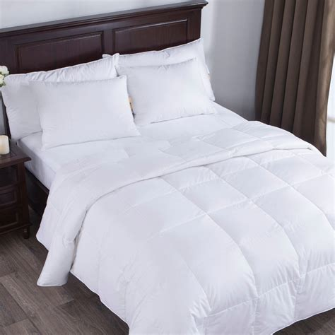 best lightweight down comforter reviews puredown lightweight down comforter wayfair