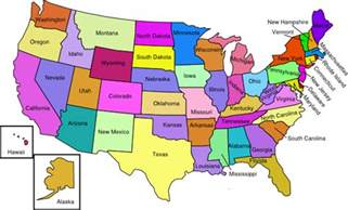 united states map quiz your child learns noahs ark homeschool academy