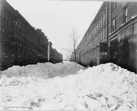 biggest blizzard blizzard of 1888 archives the bowery boys new york city