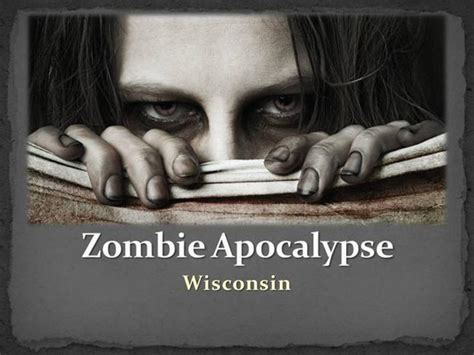 powerpoint templates zombie zombie apocalypse wisconsin authorstream