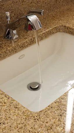 sink won t drain sink won t drain picture of sheraton memphis downtown