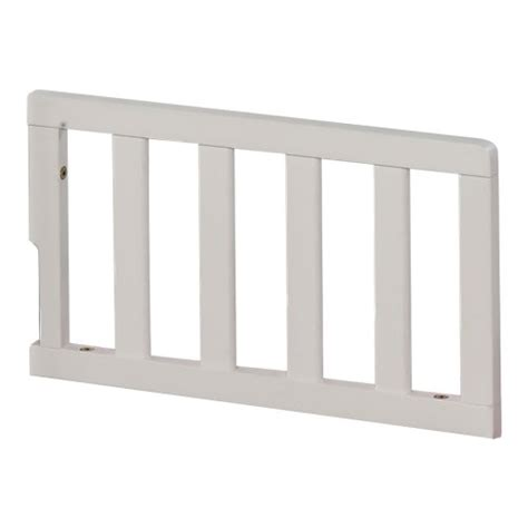 Simmons Juvenile Products Crib Parts by Simmons Toddler Guard Rail White