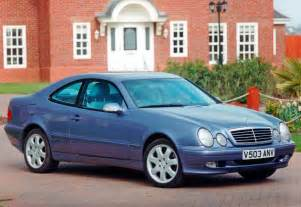 mercedes clk 233 review 1997 2002 parkers