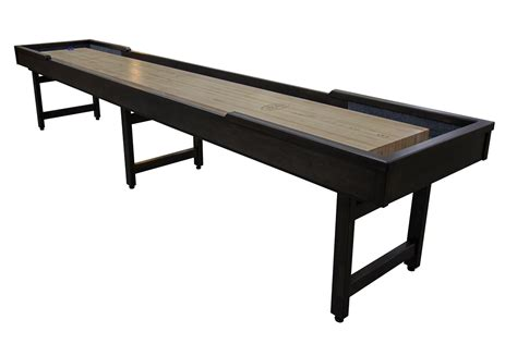 12 foot shuffleboard table 12 foot michigander shuffleboard table mcclure tables