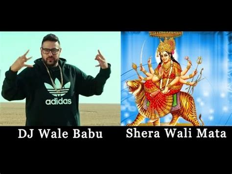 download in mp3 dj wale babu dj wale babu shera waali maata youtube