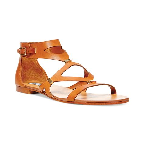 steve madden womens commma flat sandals in lyst