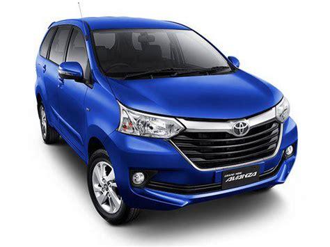 Toyota Avanza 1 3 G 2016 2016 toyota avanza 1 3 g m t basic harga ulasan dan