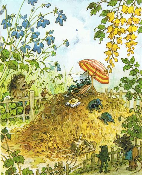 baum garten 17 best images about illustraties fritz baumgarten on
