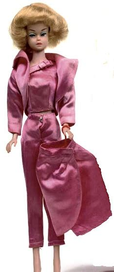 the fashion doll guide vintage satin n