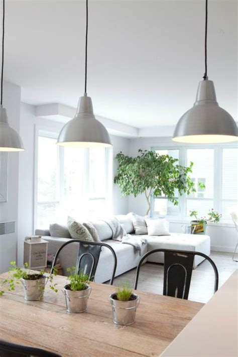 Living Room With Green Plants Easy Ways To Add The Minimalist Look To Your Home Mocha