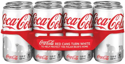 coca cola arctic home 8pk can by darren whittington