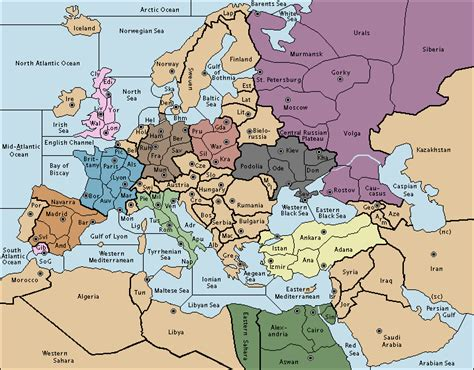 map of europe and middle east map of middle east and europe slowcatchup