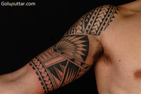 awesome tribal tattoos for guys tattoos