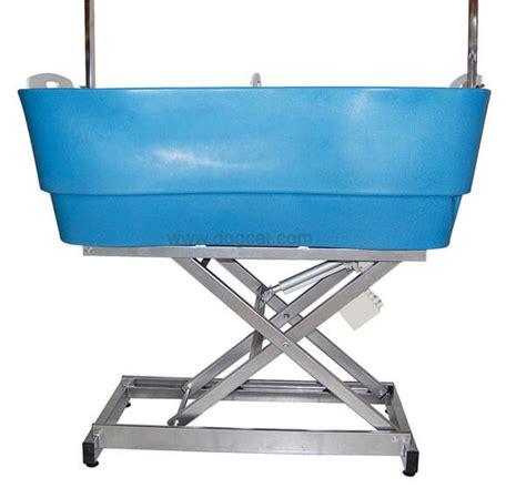 baignoire de toilettage 233 lectrique pour chien vivog