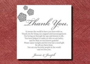 thank you card interesting generic thank you card wording a general thank you message client