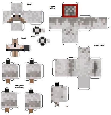 Minecraft Sty Papercraft - zdj苹cie autora minecraft creeper z grupy fani minecraft