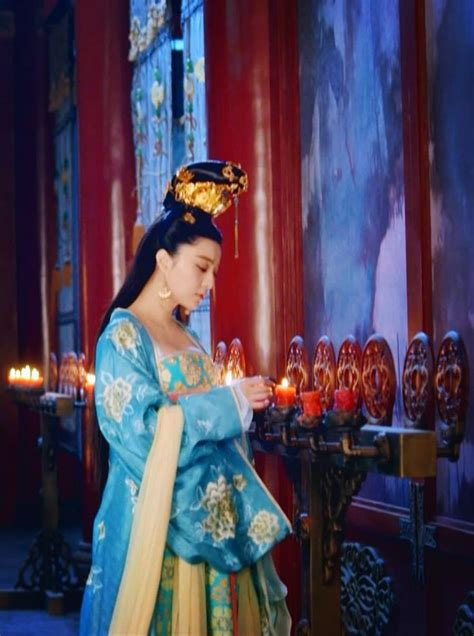 film empress china hanfu traditional chinese costume fan bingbing in