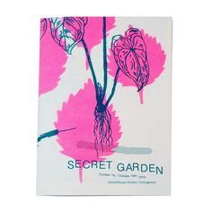 secret garden colouring book melbourne 1000 images about riso craze on printing