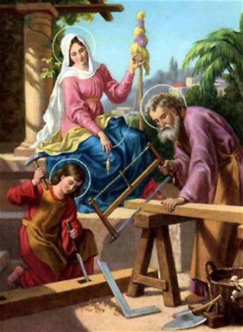 imagenes de jesus jose y maria supplica e invocazioni a san giuseppe