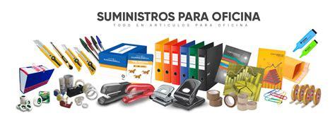 suministros para oficinas maquinaria y suministros para oficinas