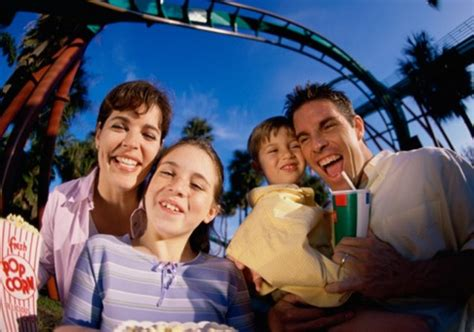 one gift for entire family at amusement park yougotagift