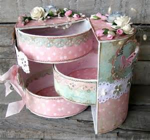 Shabby Chic Jewelry Boxes by M 225 S De 25 Ideas Fant 225 Sticas Sobre Latas Recicladas En