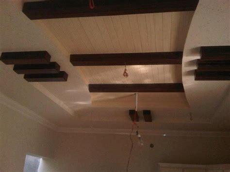 wooden false ceiling false ceiling design with wooden batons gharexpert
