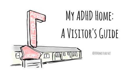 the field guide to adhd what they don t want you to books the adhd homestead