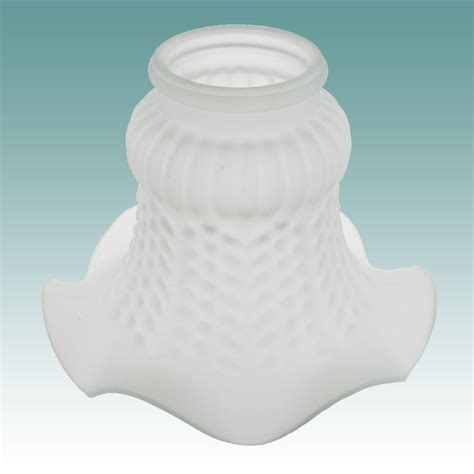 7720 frosted tulip shade glass lshades