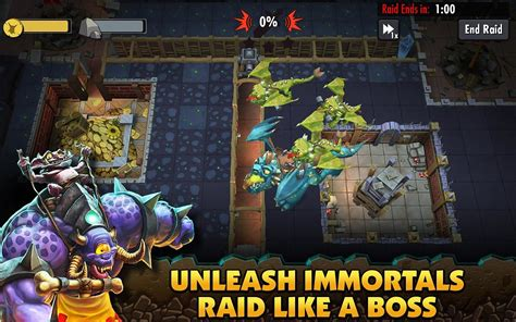 mobile keeper dungeon keeper apk free strategy android