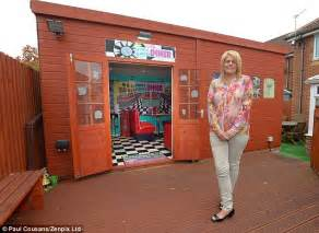 Small Barns Turned Into Homes - think sheds are only a refuge for men these women built their own daily mail online