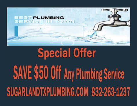 Plumbing Supply Garland Tx by Sugar Land Tx Plumbing 24 Hour Fast Plumber