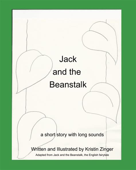 jack and the beanstalk by kristin zinger education