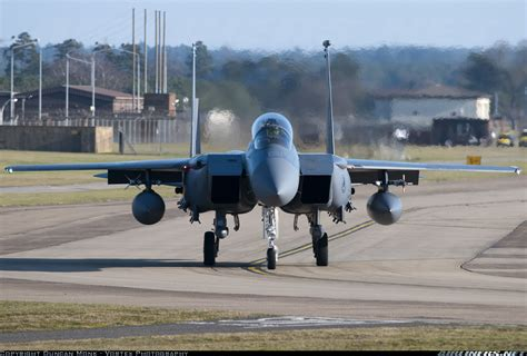 boeing f 15e strike eagle usa air aviation photo 2068951 airliners net