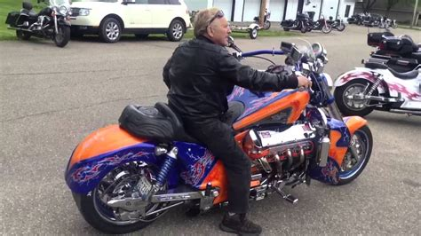 Boss Hoss Bike Cc by Boss Hoss 1100 Horsepower 632 Ci Youtube
