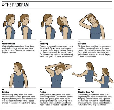 and strengthening exercises for neck