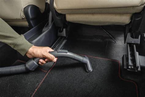 nettoyer si鑒e voiture tissu 5 astuces 233 colo pour nettoyer un tapis de voiture sans