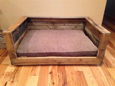 dog bed made from pallets 15 recycled pallet ideas inspired your home page 3 of