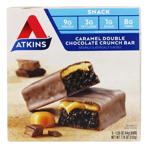 Snack Cho Cho Crunch atkins snack bars factory brand outlets