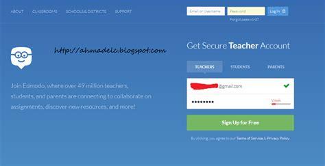 edmodo daftar cara daftar edmodo jejaring sosial untuk guru dan siswa